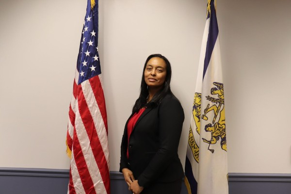 Deputy Director  Sharonda Morris